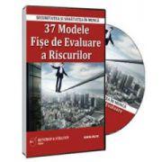 37 Modele de Fise de evaluare a riscurilor - Format CD