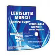 Raluca Dimitriu - Consilier Legislatia muncii pentru bugetari. Format CD