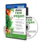 Ancuta Alupoaiei - Dieta Raw Vegan - Format CD