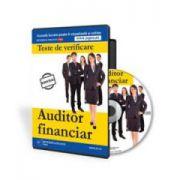 Teste de pregatire pentru examenul de auditor financiar. Format CD