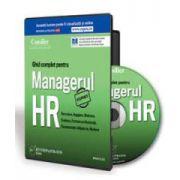 Ioana Manaila - Consilier Ghid Complet pentru Managerul HR - Format CD