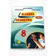 Artur Balauca, Auxiliar de Algebra si Geometrie pentru clasa a VIII-a - Editia 2015