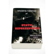 Mircea Platon, Constiinta nationala si statul reprezentativ