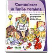 Gavrila Maria Roxana - Comunicare in limba romana. Manual pentru clasa I, semestrul al II-lea