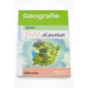 Bacalaureat Geografie - 70 de teste (Cristina Moldovan)