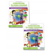 Comunicare in limba romana. Manual pentru clasa a II-a - Semestrele I si II - Contine editia digitala (Mirela Mihaescu)