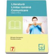 Literatura.Limba romana.Comunicare - Clasa a VII-a (Mihaela Georgescu)
