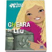 Kinra Girls - Gheara de Leu, Volumul al III-lea (Moka)