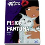 Kinra Girls - Pisica Fantoma, Volumul al II-lea (Moka)