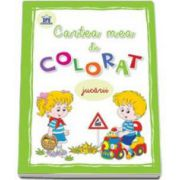 Cartea mea de colorat. Jucarii