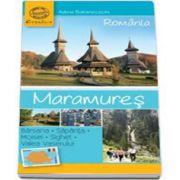 Adina Baranovschi - Ghid turistic de buzunar - Maramures