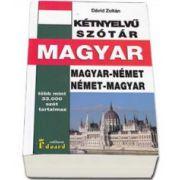 Dictionar dublu maghiar-german, german-maghiar. Contine 33. 000 de cuvinte (Zoltan David)
