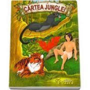 Cartea junglei. Editie ilustrata - Rudyard Kipling