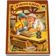 Carlo Collodi - Pinocchio. Editie cu ilustratii color