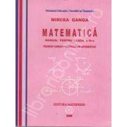 Mircea Ganga, Matematica manual pentru clasa a IX-a trunchi comun+curriculum diferentiat