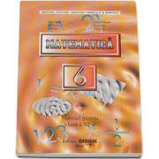 Matematica manual pentru clasa a VI-a (George Turcitu)