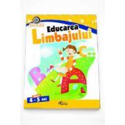 Georgeta Matei - Educarea limbajului nivelul 4-5 ani. Colectia Vreau sa stiu!