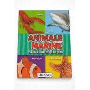 Animale marine - Primele mele carti cu poze