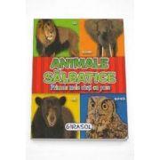 Animale salbatice - Primele mele carti cu poze