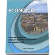Bacalaureat 2016, economie. Ghid de pregatire intensiva (Floriana Pana)