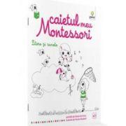Marie Kirchner - Caietul meu Montessori. Litere si sunete