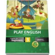 Curs de limba engleza Play English - English for beginners Level 3 (Simona Buburuz)