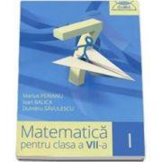 Marius Perianu, Matematica pentru clasa a VII-a - Clubul matematicienilor semestrul I - 2015-2016
