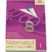 Marius Perianu, Matematica pentru clasa a VIII-a - Clubul matematicienilor semestrul I - 2015-2016