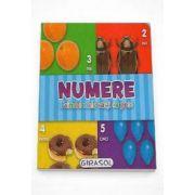 Numere - Primele mele carti cu poze