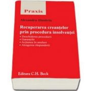 Alexandru Dimitriu, Recuperarea creantelor prin procedura insolventei (praxis)