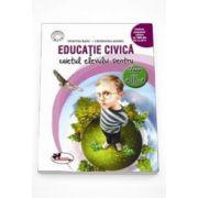 Dumitra Radu - Educatie civica. Caietul elevului pentru clasa a III-a - Editia 2015