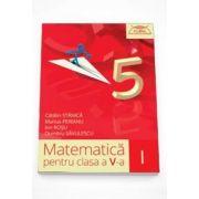 Dumitru Savulescu - Matematica pentru clasa a V-a - Clubul matematicienilor semestrul I - 2015-2016