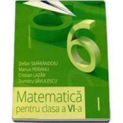 Marius Perianu, Matematica pentru clasa a VI-a - Clubul matematicienilor semestrul I - 2015-2016