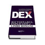 DEX. Dictionarul explicativ al limbii romane - Noul DEX - Editia a II-a, revazuta si adaugita - ACADEMIA ROMANA