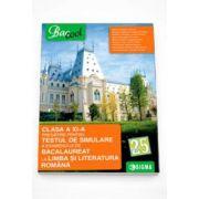 Pregatire pentru TESTUL DE SIMULARE a examenului de Bacalaureat 2016 la Limba si Literatura clasa a XI-a - Mariana Mostoc