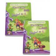 Virginia Evans - Fairyland 3A si 3B, Pupils Book. Manual de Limba Engleza pentru clasa a III-a - Semestrul I si II (Contine editia digitala)