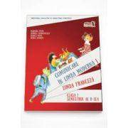 Comunicare in Limba Franceza - Limba moderna 1, clasa I semestul al II-lea. Contine editia digitala - Mariana Popa