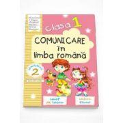 Cristina Martin, Comunicare in limba romana caiet de lucru pentru clasa I - Semestrul al II-a. Auxiliar elaborat dupa manualul editurii ART