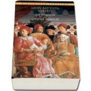 Leon Battista Alberti, De familia - Despre familie