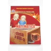 Matematica exercitii si probleme pentru clasa a VIII-a - Adalbert Gheorghe Schneider
