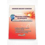Memorator si indrumar de matematica - Algebra pentru liceu - Adalbert Gheorghe Schneider