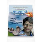 Teste grila de matematica pentru clasele I-IV