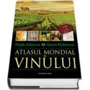 Hugh Johnson, Atlasul mondial al vinului