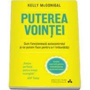 Kelly McGonigal, Puterea vointei