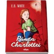 E. B. White, Panza Charlottei - O paienjenita si o copila isi unesc fortele pentru a salva cel mai strasnic porc care s-a nascut vreodata