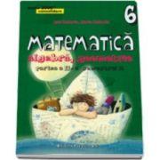 Dan Zaharia, Matematica 2000 Consolidare 2015-2016 algebra, geometrie clasa a VI-a partea a II-a, semestrul 2 (Editia a IV-a, revizuita)