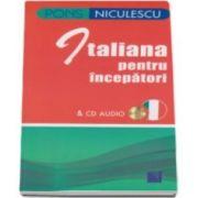 Anne Braun, PONS Italiana pentru incepatori cu CD Audio