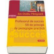 Ion Ovidiu Panisoara, Profesorul de succes. 59 de principii de pedagogie practica. Editia a II-a