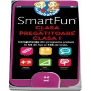 Smart Fun - clasa pregatitoare, clasa I (6-8 ani) - Competente din programa scolara in 54 de fise si 155 de teste