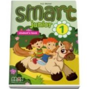 Mitchell H. Q., Smart Junior level 1 Students book